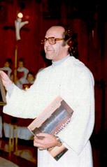 Charles-O. Dupuis, c.s.c., directeur musical des Petits Chanteurs du Mont-Royal de 1969 à 1978
