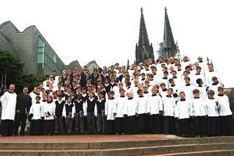 Tournée 2003 en Allemagne