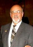 Le père Bertrand Badeau, directeur général de la Maîtrise jusqu'en 1992.