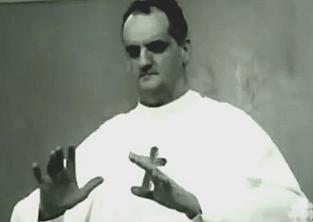 Le père Léandre Brault, c.s.c.