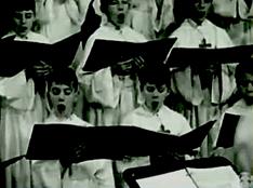 Premières recrues - © Archives de Radio-Canada