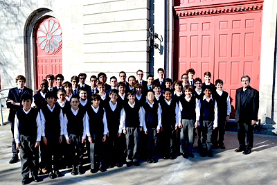 Groupe de tournée 2013 - Photo Réjean Dumouchel